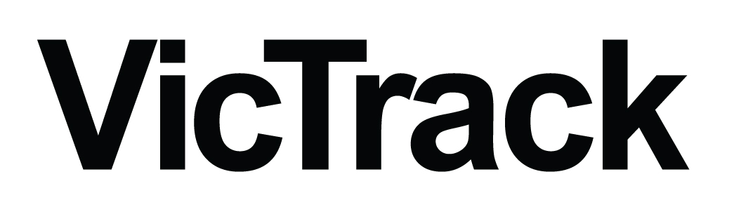 VicTrack logo - Black on white background RGB